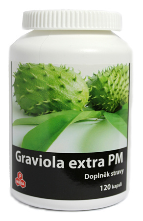 Graviola extra PM cps. 120