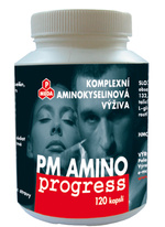 PM AMINOprogress 120 cps.